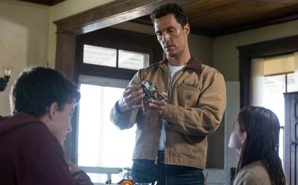 Interstellar, Christopher Nolan, Matthew McConaughey, Anne Hathaway, photo, movie, trailer