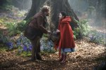 Into the Woods, movie, musical, photo, Meryl Streep, Disney, Sondheim, Lilla Crawford, James Corden