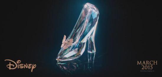 Cinderella, Kenneth Branagh, Cate Blanchett, Helena Bonham Carter, movie, poster, Lily James, Disney