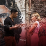 Will Smith, Margot Robbie, movie, Focus, con game, romantic thriller, photo