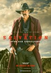 The Salvation, movie,Mads Mikkelsen, Jeffrey Dean Morgan, Eva Green, western, poster