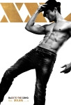 Adam Rodriguez, Kevin Nash, Matt Bomer, Channing Tatum, Joe Manganiello, poster, Magic Mike XXL, movie, sequel