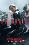 Mission Impossible, Rogue Nation, movie, poster, Rebecca Ferguson, Tom Cruise